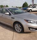 kia optima 2013 silver sedan ex gasoline 4 cylinders front wheel drive automatic 77375