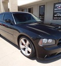 dodge charger srt 8 2006 brilliant black crystal pearlcoat sedan gasoline 8 cylinders rear wheel drive 5 speed automatic 76108