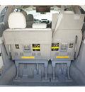 toyota sienna 2011 dk  gray van xle 7 passenger auto access se gasoline 6 cylinders front wheel drive automatic 78232
