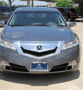 acura tl 2009 dk  gray sedan sh awd w tech gasoline 6 cylinders all whee drive automatic with overdrive 77074