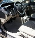honda civic 2012 dk  gray sedan ex l w navi gasoline 4 cylinders front wheel drive automatic 75034