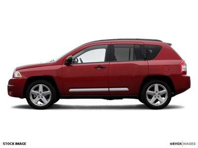 jeep compass 2007 suv limited gasoline 4 cylinders front wheel drive not specified 76450