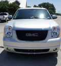 gmc yukon 2011 silver suv sle flex fuel 8 cylinders 2 wheel drive 6 speed automatic 76087