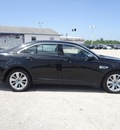 ford taurus 2010 black sedan limited gasoline 6 cylinders front wheel drive shiftable automatic 77388