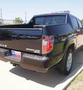 honda ridgeline 2012 black rtl w navi gasoline 6 cylinders 4 wheel drive automatic 75034