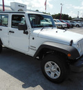 jeep wrangler unlimited 2012 white suv sport rhd gasoline 6 cylinders 4 wheel drive automatic 34731