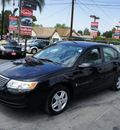 saturn ion 2006 black sedan 2 gasoline 4 cylinders front wheel drive automatic 92882