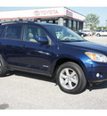 toyota rav4 2006 blue suv limited gasoline 4 cylinders 4 wheel drive automatic 76543