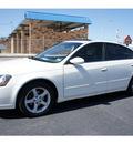 nissan altima 2006 white sedan 3 5 se gasoline 6 cylinders front wheel drive automatic 76543