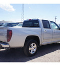 gmc canyon 2012 silver sle 1 gasoline 5 cylinders 2 wheel drive automatic 79119