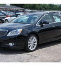 buick verano 2012 black sedan leather group gasoline 4 cylinders front wheel drive automatic 77074