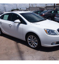 buick verano 2012 off white sedan leather group gasoline 4 cylinders front wheel drive automatic 77074