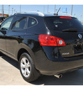 nissan rogue 2009 black sl gasoline 4 cylinders front wheel drive cont  variable trans  78233