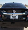 nissan altima 2013 black sedan 2 5 sl gasoline 4 cylinders front wheel drive automatic 76011