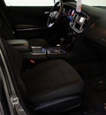 dodge charger 2011 dk  gray sedan rallye gasoline 6 cylinders rear wheel drive automatic 75219