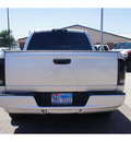 dodge ram pickup 1500 2005 silver pickup truck slt gasoline 8 cylinders rear wheel drive automatic 79109