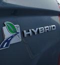 ford fusion hybrid 2012 blue sedan hybrid 4 cylinders front wheel drive automatic 75235