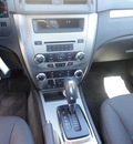 ford fusion 2012 silver sedan se gasoline 4 cylinders front wheel drive automatic 90004