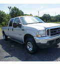 ford f 250 super duty 2004 silver xlt 8 cylinders automatic with overdrive 08902