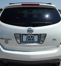 nissan murano 2005 off white suv sl gasoline 6 cylinders front wheel drive automatic 76018