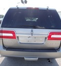 lincoln navigator l 2008 silver suv gasoline 8 cylinders rear wheel drive automatic 77388