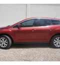 mazda cx 7 2009 red suv touring gasoline 4 cylinders automatic 78757