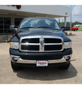 dodge ram pickup 1500 2005 black pickup truck slt gasoline 8 cylinders rear wheel drive automatic with overdrive 77657