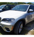 bmw x5 2012 silver xdrive35d diesel 6 cylinders all whee drive automatic 78729