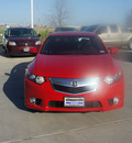 acura tsx 2012 red sedan special edition gasoline 4 cylinders front wheel drive automatic 76137