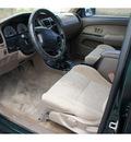 toyota 4runner 1999 green suv sr5 gasoline v6 4 wheel drive automatic 78654