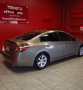 nissan altima 2007 lt  brown sedan 2 5 sl gasoline 4 cylinders front wheel drive automatic 76116