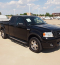 ford f 150 2006 black fx4 flex fuel 8 cylinders 4 wheel drive automatic with overdrive 76108