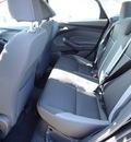 ford focus 2013 black sedan se flex fuel 4 cylinders front wheel drive 6 speed automatic 77388