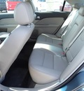 ford fusion hybrid 2012 blue sedan hybrid 4 cylinders front wheel drive cont  variable trans  77388