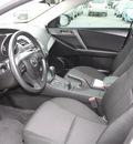 mazda mazda3 2012 white sedan i sport gasoline 4 cylinders front wheel drive automatic 27215