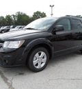 dodge journey 2012 black sxt flex fuel 6 cylinders front wheel drive automatic 45840