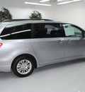 toyota sienna 2011 silver van xle 7 passenger auto access se gasoline 6 cylinders front wheel drive automatic 91731