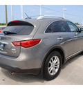 infiniti fx35 2009 silver suv gasoline 6 cylinders all whee drive automatic with overdrive 77598