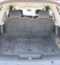 chevrolet trailblazer 2008 gray suv lt gasoline 8 cylinders 2 wheel drive automatic with overdrive 77469