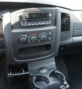 dodge ram pickup 1500 2005 red pickup truck slt gasoline 8 cylinders rear wheel drive automatic 76210