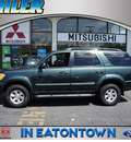 toyota sequoia 2006 dk  green suv sr5 gasoline 8 cylinders 4 wheel drive automatic with overdrive 07724