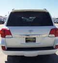 toyota land cruiser 2013 black suv gasoline 8 cylinders 4 wheel drive 6 speed automat 90241