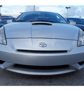 toyota celica 2003 silver hatchback gt gasoline 4 cylinders front wheel drive manual 33157