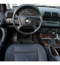 bmw x5 2003 black suv gasoline 6 cylinders all whee drive automatic 78006