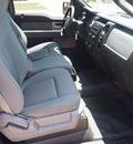ford f 150 2011 silver xl flex fuel 6 cylinders 2 wheel drive automatic 76049