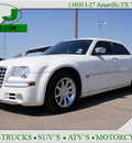 chrysler 300 2006 off white sedan c gasoline 8 cylinders rear wheel drive automatic 79119