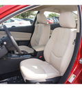 mazda mazda6 2013 red sedan i touring gasoline 4 cylinders front wheel drive automatic 79407