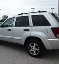 jeep grand cherokee 2005 silver suv laredo gasoline 6 cylinders rear wheel drive automatic 76011