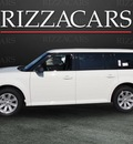 ford flex 2012 white se gasoline 6 cylinders front wheel drive automatic with overdrive 60546