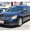 nissan altima 2007 black sedan 2 5 sl gasoline 4 cylinders front wheel drive automatic 76903